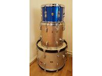 Vintage American drum set