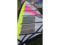 Windsurfing sails bundle