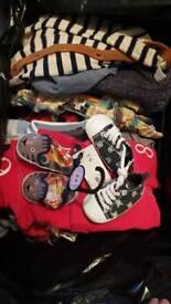 Huge boys clothes bundle 3-6 months