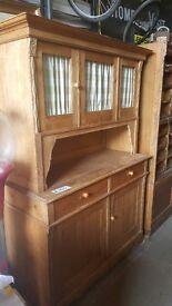 Old Welsh Dresser Solid Pine