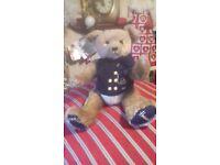 Harrods 2000 Millennium Bear - Excellent Condition
