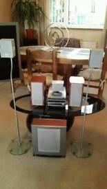 Panasonic full cinima surround system .400 wat power out put..sub woofer etc..stunning condition...