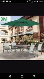 Quality patio umbrella