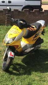 Honda x8rs 50 cc