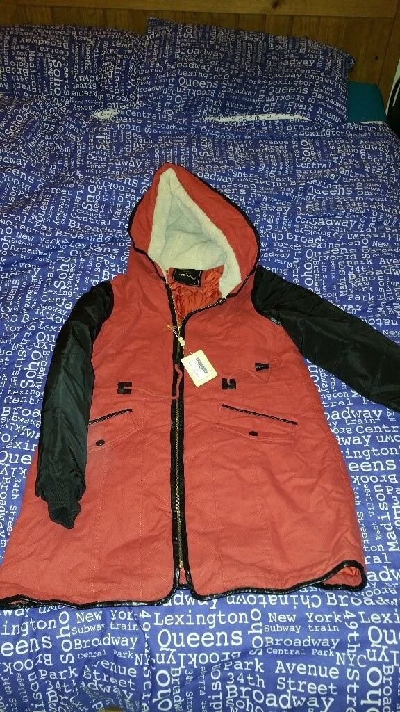 Brand new Ladies winter coat 12-14