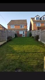 3 bed semi-detached house to rent. New-build. (£625pcm)
