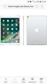 Brand New iPad Pro, 10.5-inch, 64Gb, Silver. Unopened and sealed box