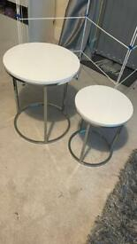 Norsk side tables