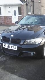 BMW MSPORTS 2 LITRE 2009 .BARGAIN GOING ABROAD