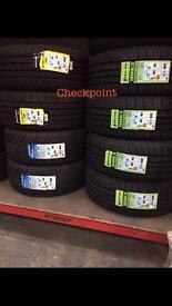 Tyre 205 50 17