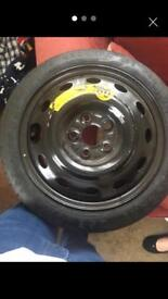 goodyear T125/70D14 spare tire