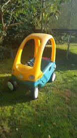Little Tikes children's car