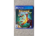 Rayman Legends PS4 game - mint condition
