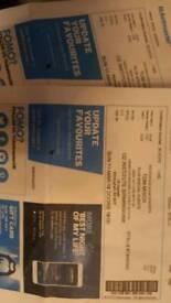2 tickets for Tom Misch