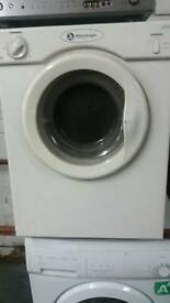WHITE KNIGHT 3KG TUMBLE DRYER 3 MONTHS GUARANTEE