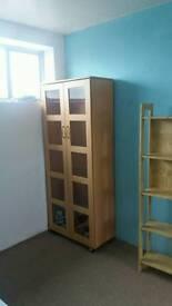 Wooden Closet/Storage