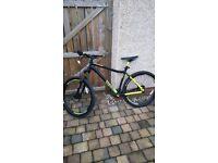 Mountain bike vodoo bantu 22 inch frame