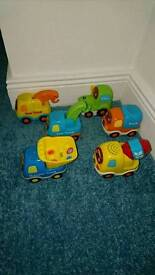 Toot toot drivers large lot