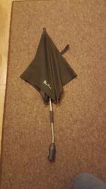 Silver cross surf parasol