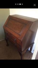 Original bureau for upcycling Dereham