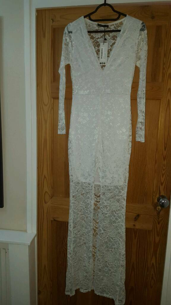 New dress size 12 from boohoo, bnwt