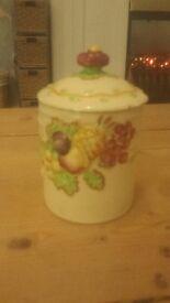 A J Wilkinson Jam Pot.