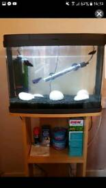 50 litre tropical fish tank forsale