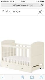 MS Hastings Cot Bed