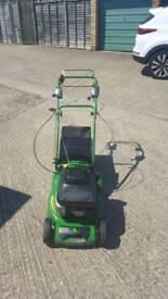 John deere petrol lawnmower self propelled