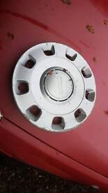 Fiat 500 hub cap