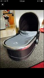 Icandy peach carrycot NEED GONE