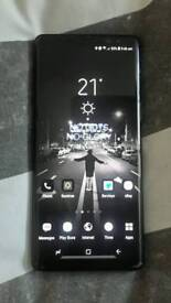 Samsung galaxy note 8, Factory unlocked,MINT CONDITION