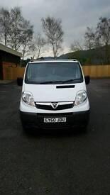 Vauxhall Vivaro (renault trafic/nissan primastar) NO VAT
