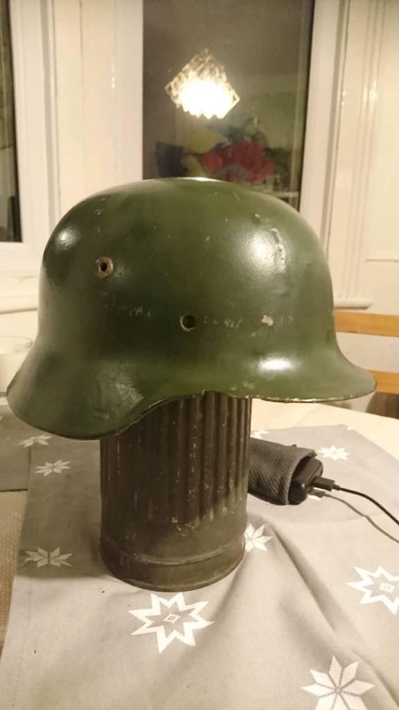 original ww2 german helmet | in Wood Green, London | Gumtree