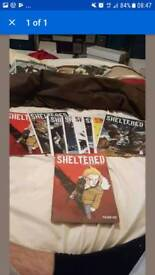 Sheltered #1 - #8 and also volume 1