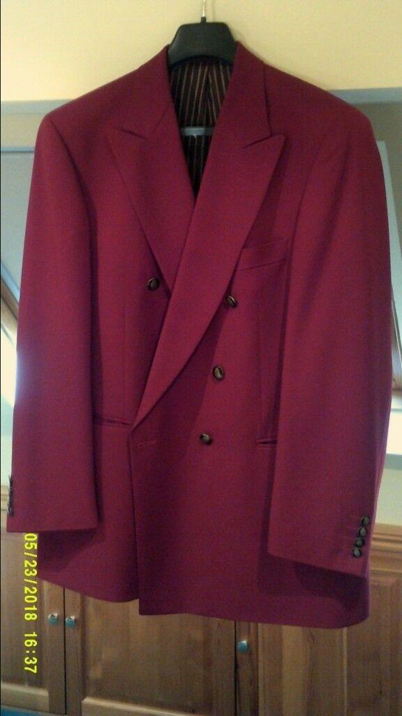 fda3a1cbd8 Plain Jackets By Van Kollem Of Germany. Size 44 inch