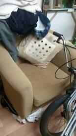 Tub chairs x 2