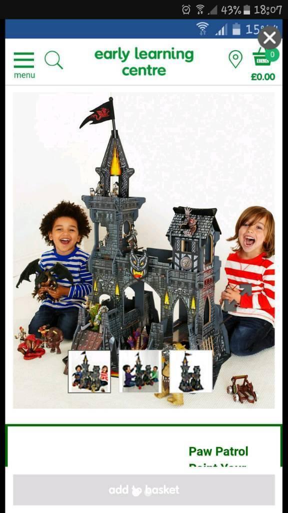 Castle of doom ELC