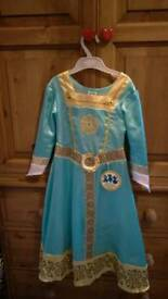 World book day, Delux Disney Merida brave outfit