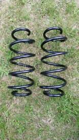 Skoda Superb coil spring