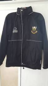Saints waterproof coat