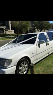 Mercedes Benz limousine  Como South Perth Area Preview