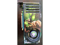 GeForce 8800 GTS Graphics card 512Mb DDR3