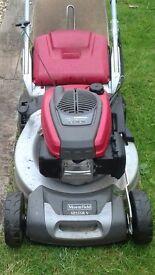 Mountfield twin Clip blade Petrol Mower