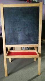 Easel White board/Chalk board URGENT