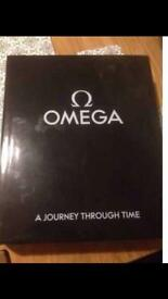 Omega book a journey through time