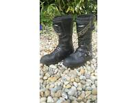 Motorcycle boots TCX Desert, adventure, motorcross, off road, motocross, trials