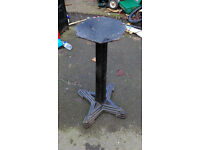Cast Iron Pub Table Base