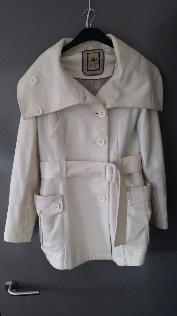 a3196f0e7bf8 Rarely Used Ladies Jacket From Pull   Bear (Xyde) Eur L Amex 30   in ...