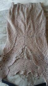 Next long sleeve lace dress
